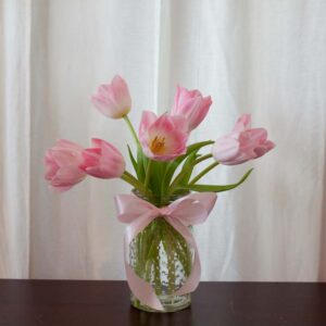 Just Priceless Valentine's Day Tulips