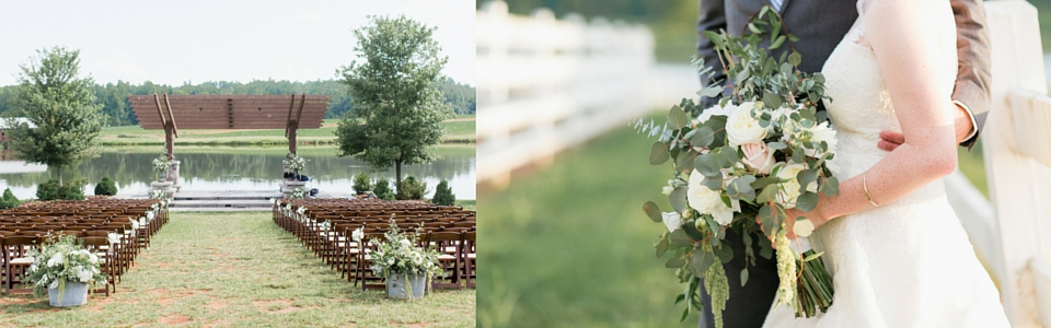Just Priceless Wedding Arrangements
