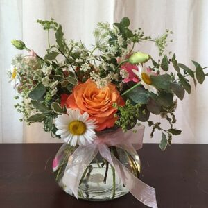 Light and Airy Floral Arrangement by Just Priceless