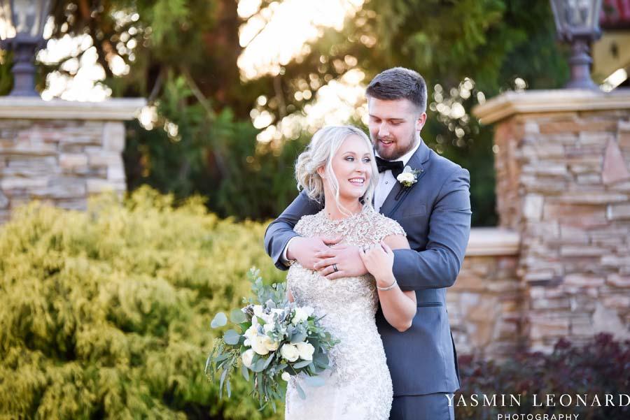 Katie & Michaels Childress Vineyard Wedding