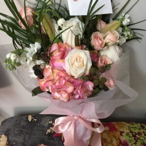 Valentine's Day Hand Held Bouquet