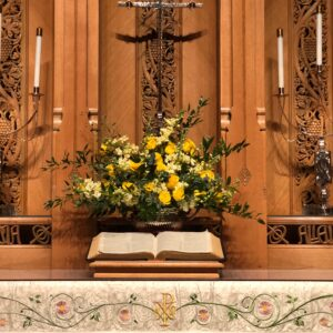 Gibson Chapel Flowers